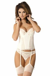 Gorset Model Perla Cream